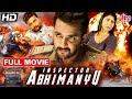 INSPECTOR ABHIMANYU Hindi Dubbed Full Movie (2021) | New Released Hindi Dubbed Movie | Kovera