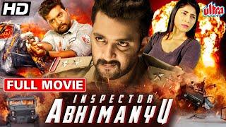 INSPECTOR ABHIMANYU Hindi Dubbed Full Movie (2021)   New Released Hindi Dubbed Movie   Kovera