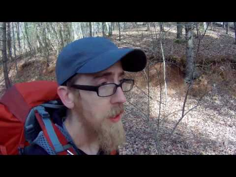 Appalachian Trail 2017 Troutdale to Bland, VA