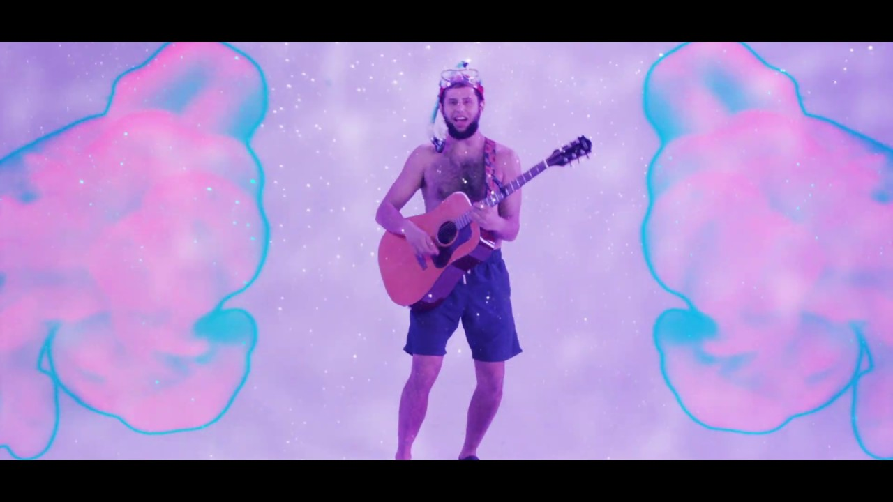 "Michigan's Own Joe Hertler & The Rainbow Seekers Go ""Underwater"" in Stunning New Music Vid"