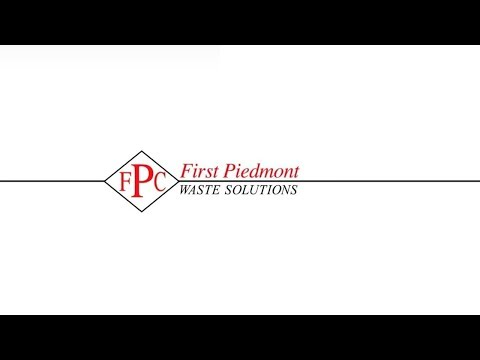 First Piedmont Corporation - Waste & Recycling Services
