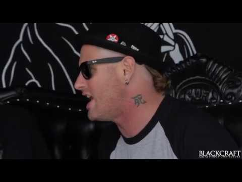 COREY TAYLOR & RANDY BLYTHE X BLACKCRAFT INTERVIEW