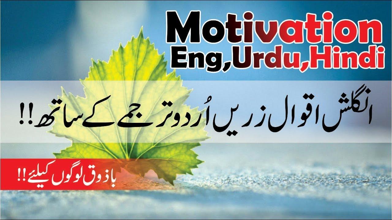 english quotes urdu hindi translation voice best aqwal e