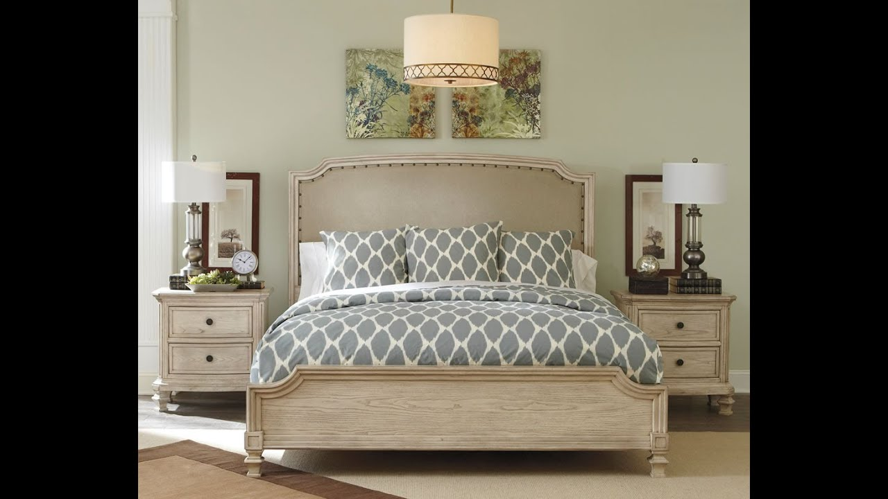 Demarlos Vintage Bedroom Collection By Ashley Signature