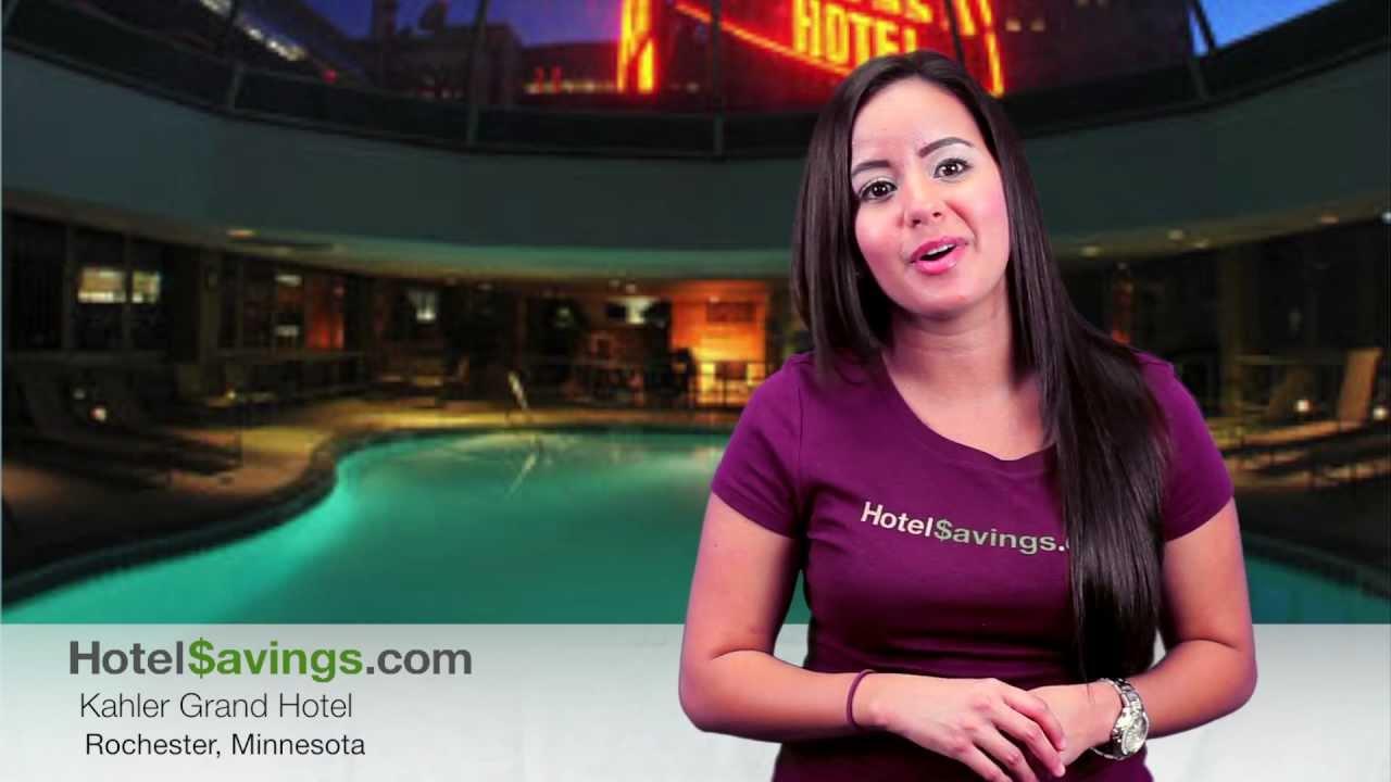 Kahler Grand Hotel Rochester Mn Youtube