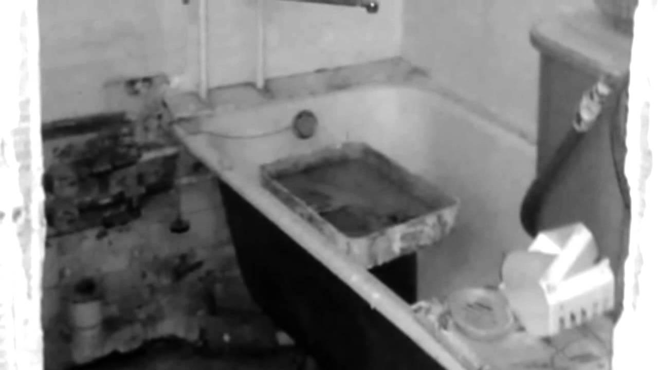 Ванная комната страшилка Душевая кабина Esbano ES-129CKR