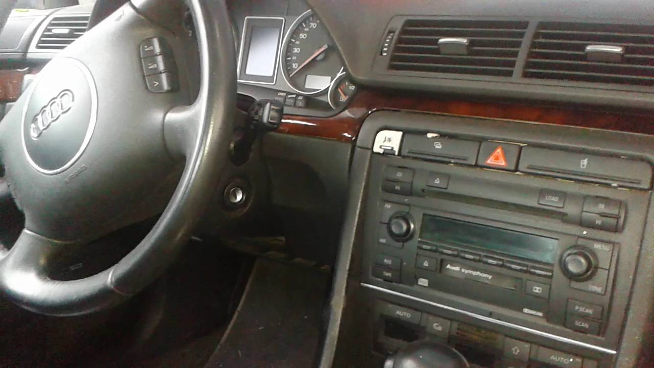Audi Problems Car Wont Start No Current Going To The Ignition Fuse Diagram For 2001 A4 Quattro Coils Youtube