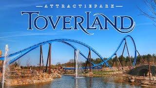 FIRST VISIT TO TOVERLAND!! || Toverland Vlog 2019