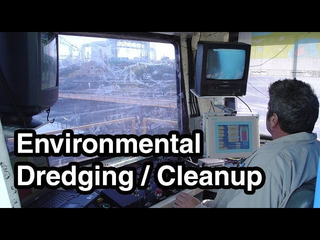 Environmental Dredging and Cleanup Explained - EDDY Pump Corp