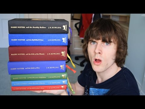 Harry Potter Books | Ranked