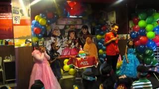 PUPUY 1.   Selamat Ulang Tahun Dinda Az- Zahra Mahaghita Putrijayagni