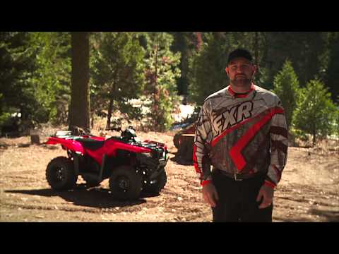 TEST RIDE: 2015 Honda Rancher 420
