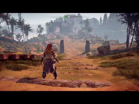 PS4 Pro 4K Capture Test 3  (Horizon: Zero Dawn)