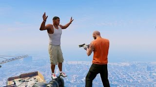 GTA 5 Crazy & Fail Compilation #17 (GTA V Funny Moments)
