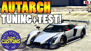 🚘🛠Edel Supersportwagen! AUTARCH Tuning + Test!🛠🚘 [GTA 5 Online Doomsday Heist Update DLC]