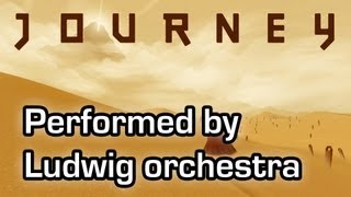 Journey performed by Ludwig Orchestra - Indie Games Concert