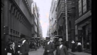 Little Collins St 1910 Melbourne