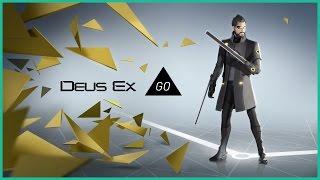 Aujourdhui on se retrouve pour le test du jeu Deus Ex GO disponible actuellement sur iOS et Android Deus Ex GO est le troisime pisode de la saga GO
