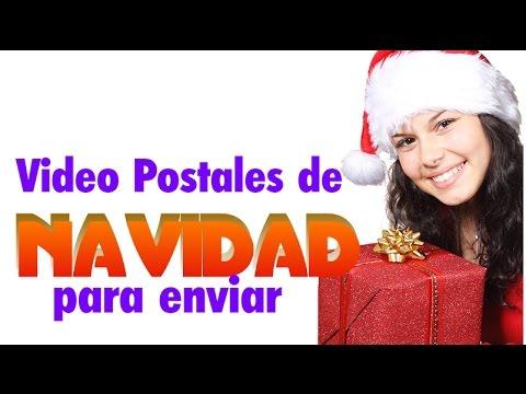 Videos postales de navidad para enviar youtube - Videos de navidad para enviar ...