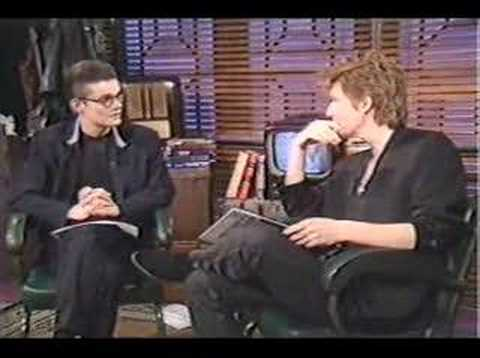 Richard Butler (The Psychedelic Furs) Interview 1988 Part I