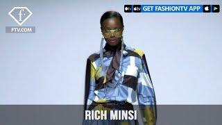 South Africa Fashion Week Fall/Winter 2018 - Rich Minsi | FashionTV