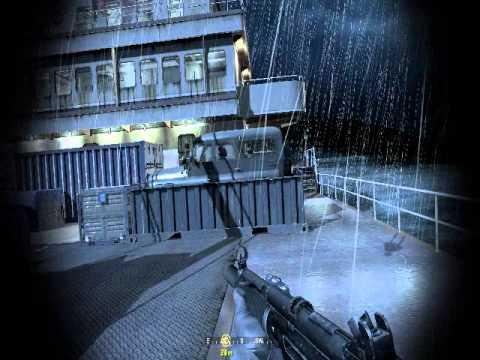 Call Of Duty 4 Modern Warfare  Bölüm 1-Gaz ile Yardırmaca