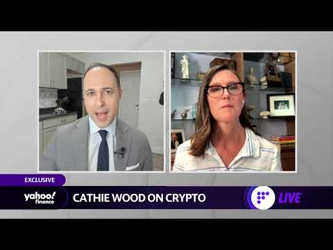 'We couldn't be further from' a market bubble: Cathie Wood