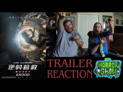 """Reset"" 2017 Trailer Reaction – The Horror Show"