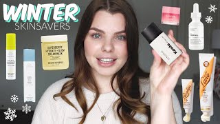 WINTER SKINSAVERS | Makeup & Skincare Must Haves for Winter