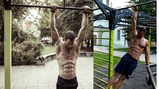 Muscle Damage   Street Fitness с Николай Гетов