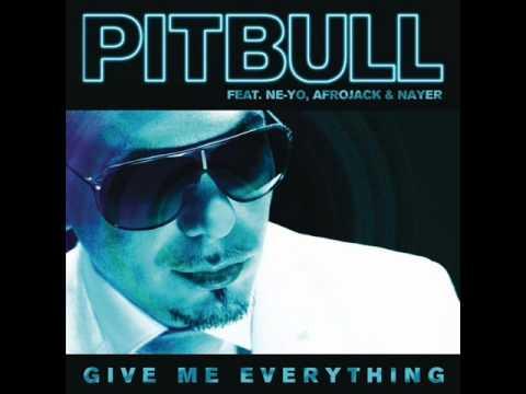 Pitbull - Give Me Everything (Radio Edit)