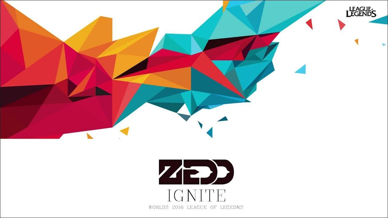 Zedd - Ignite (Audio)