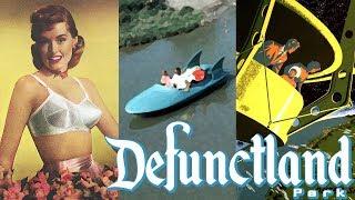 Defunctland: Top 10 Forgotten Disneyland Attractions