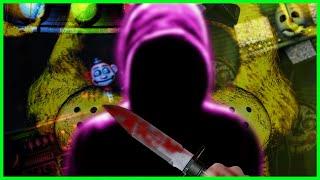 FNAF KILLER REVEALED... - FNAF: Survive The Night ENDING (Five Nights at Freddy's Visual Novel)