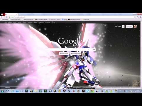 [MTNXG]สอนการเปลี่ยนรูปพื้นหลังของ Google