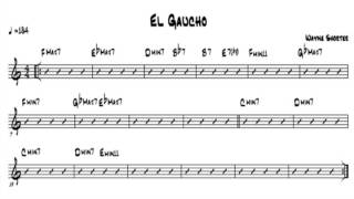 Wayne Shorter - El Gaucho (Bass-Drums-Piano Only) - mindformusic.com