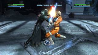 Review of Star Wars The Force Unleashed DLC Battle for Hoth by Protomario