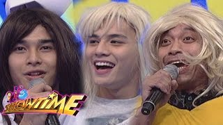 It's Showtime: Hashtag boys, Jhong in a ramp showdown