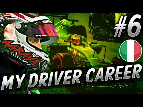 NEW GEARBOX BUT SHOCK RESULTS  - F1 MyDriver CAREER S6 PART 6: ITALY