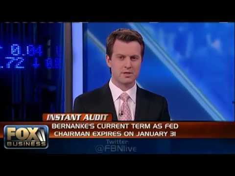 Connell McShane interviews Todd Schoenberger and Charles Payne about Ben Bernanke