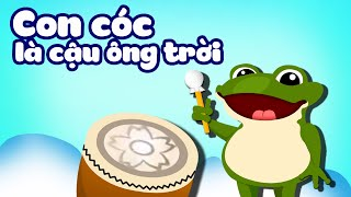 Con Cóc Là Cậu Ông Trời |  Truyện cổ tích Việt Nam | Hoạt Hình Cho Trẻ Em