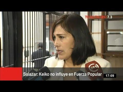 Keiko Fujimori pierde influencia en Fuerza Popular