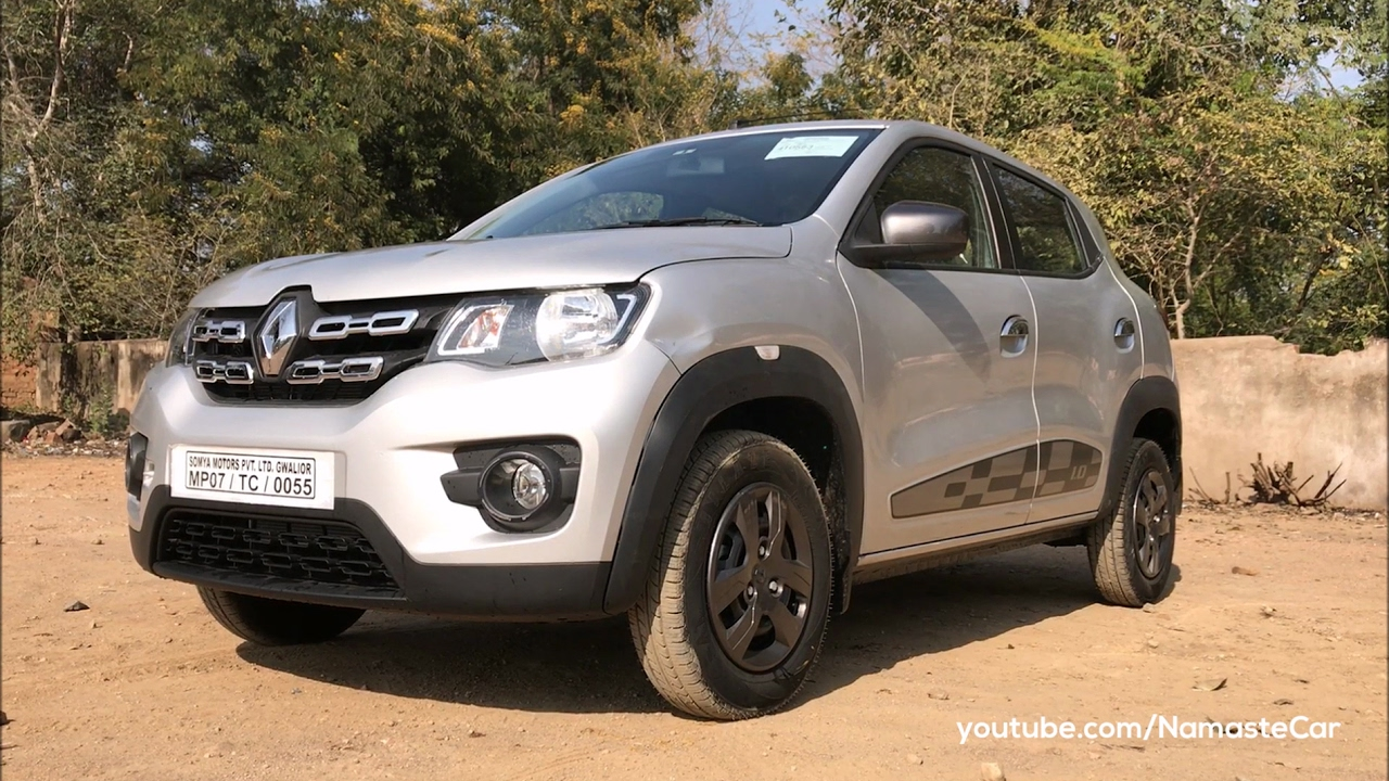 This Is Small Cute Renault Kwid 2017 Real Life Review Youtube