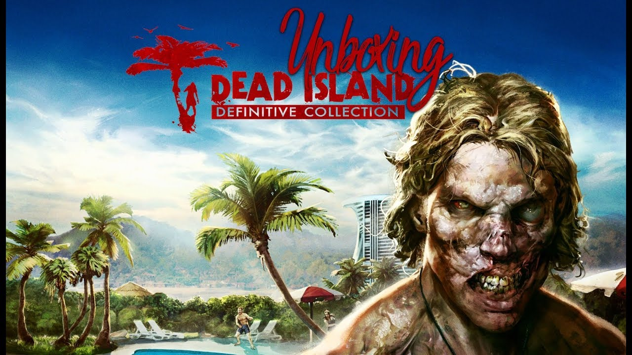 Unboxing   Dead Island Definitive Collection   Slaughter Pack - YouTube