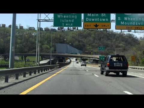Interstate 70 - West Virginia (Exits 5 to 0) westbound