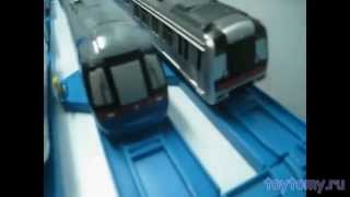Tomica Hong Kong Airport Express Deluxe set - Набор №30 (TOMY)