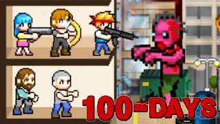 100-days новый зомби