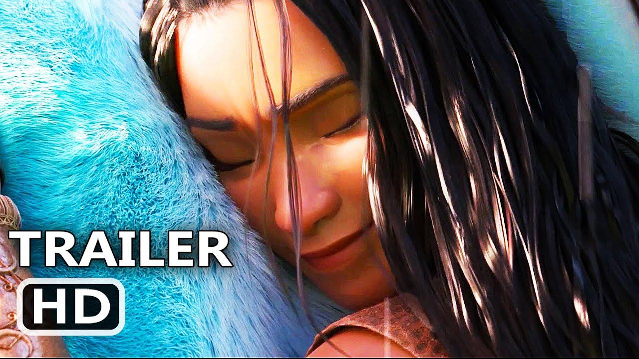 RAYA AND THE LAST DRAGON Trailer 2 (Disney 2021) Disney Animation Movie HD
