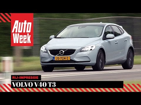 Volvo V40 T3 - AutoWeek Review