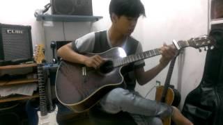 Nợ Duyên Guitar Solo
